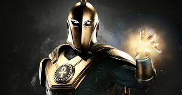 Доктор Фэйт присоединится к героям Injustice 2 для iOS и Android