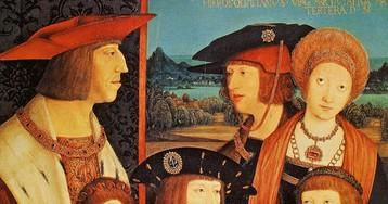Династические браки в эпоху Возрождения