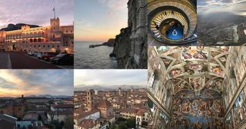 Венеция: на вертолёте, на лодке и пешком