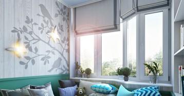 Как обустроить балкон: 5 идей