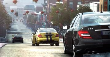 Консольные гонки GRID Autosport, будут портированы на iOS в текущем году