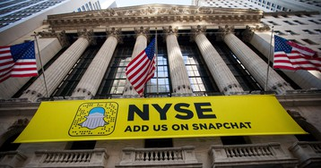 Here's Why One Analyst Thinks Snap's Shares Won't Crater
