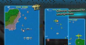 Мобильный порт 1942 Mobile от Capcom уже доступен в Google Play