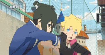 A Better Look At Boruto, The New Naruto Spin-Off TV Anime