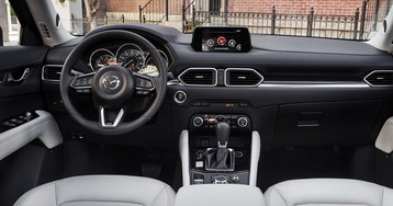 Mazda Preparing To Introduce Apple CarPlay And Android Auto