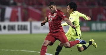 Халк протаранил трех соперников и забил между ног вратарю в азиатской Лиге чемпионов