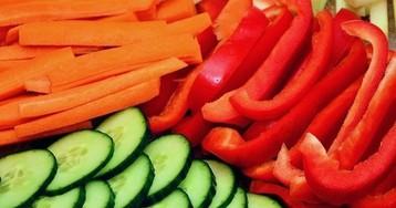 Ученые рассказали, в каком случае овощи провоцируют стресс