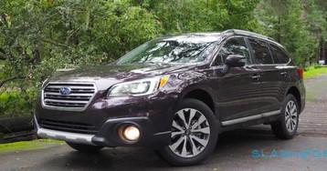 2017 Subaru Outback 2.5i Touring Review: The Charm Wagon
