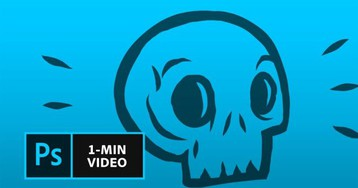 This One-Minute Video Shows You How to Make an Animated GIF in Photoshop