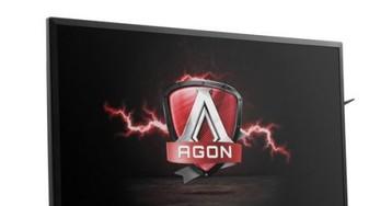 AOC представила свой первый игровой 4K UHD монитор