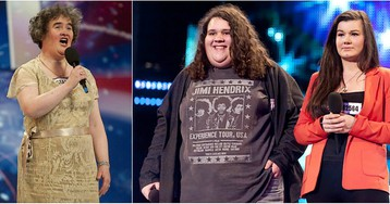 Они доказали: звезды шоу талантов, над которыми поначалу смеялись даже судьи