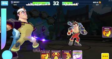 Мобильный файтинг Smash Supreme выглядит всё так же замечательно