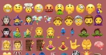 69 novos emojis vão chegar ao Android e iOS em breve