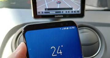 Появились качественные реальные фотографии Samsung Galaxy S8 Plus