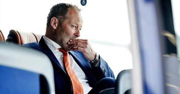 Блинд уволен из сборной Голландии