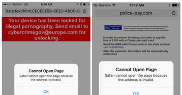 """Atualização do Safari no iOS 10.3 impede atuação de malfeitores em golpe do tipo """"ransomware"""""""