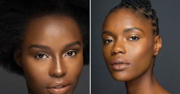 Além do 'rosinha': marca lança linha de batons nude para mulheres negras