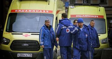 Скворцова: число жертв теракта в метро Петербурга достигло 14 человек