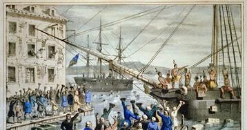 Бостонское чаепитие: как началась Война за независимость США