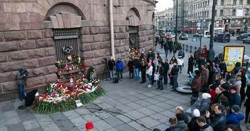 Опознаны все погибшие при теракте в Санкт-Петербурге