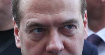 Политическое харакири Дмитрия Медведева
