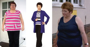 Не стоит завидовать снимкам «до и после»: резко сброшенные килограммы могут вернуться с лихвой