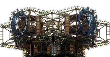 На здании Российской академии наук впервые запустили часы