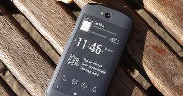 Отечественный смартфон YotaPhone 2 с двумя экранами временно распродают за $192