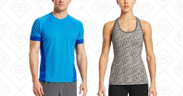 Amazon's Mission Activewear Sale Won't Give Your Wallet Too Much of a Workout