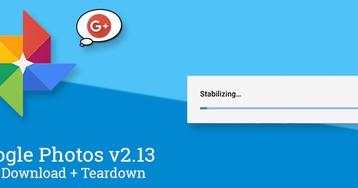 Google Photos v2.13 adds video stabilization, hints at possible Google+ integration [APK Download + Teardown]