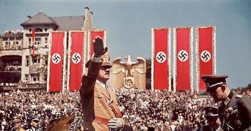 Нацистская Германия на цветных фото Хуго Йегера — личного фотографа Гитлера