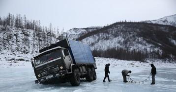 «Как мы везли 12 тонн еды в российское Заполярье» — рассказ новозеландского фотографа