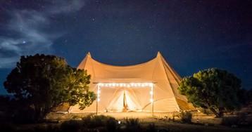 10 лайфхаков, которые помогут комфортно переночевать в палатке
