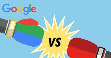 Война и мир с Гуглом