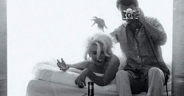 Винтажные селфи знаменитостей, сделанные до того, как это стало мейнстримом