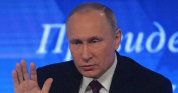 Путин вновь попал в список 100 самых влиятельных людей мира