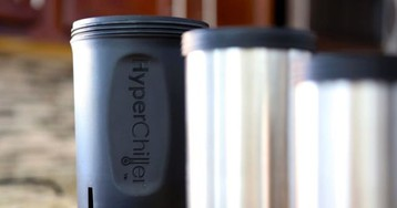 Make Iced Coffee, Sans Ice, With HyperChiller
