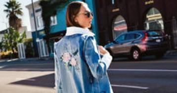 Модный лайфхак: вышивка как главный элемент декора в нарядах инста-блогеров