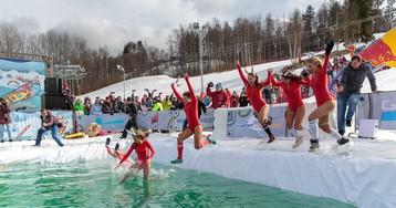 Победа «Зверской шлюпки» на Red Bull Jump & Freeze 2017