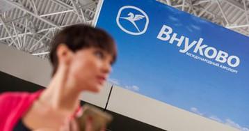 Турецкий самолет вернулся во Внуково из-за столкновения со стаей птиц