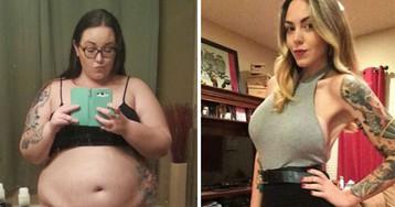До и после: 10 примеров невероятного преображения при похудении