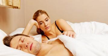 Мой муж разговаривает во сне, всё время зовёт какую-то Наталью…