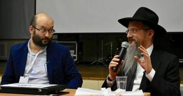 Покемоны в синагоге