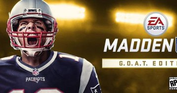 Tom Brady Is On Madden 18's Cover And Life Is Hell
