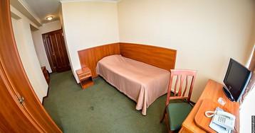 Гостиница ужасов. В Нальчике живут в полузаброшенном отеле