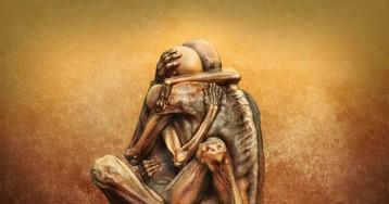 Ужасающие картины польского художника, убитого помешавшимися подростками