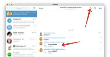 Telegram с аудиозвонками: теперь для Mac и Windows