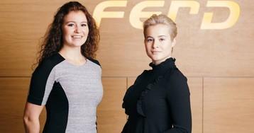 Irmãs Andresen: as bilionárias mais jovens do mundo