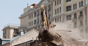 Как мы уничтожаем свои города