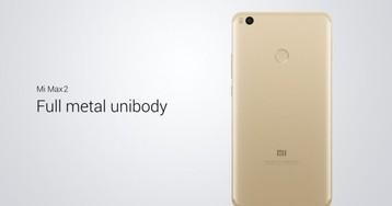 Xiaomi Mi Max 2 – теперь с крутой камерой и ёмким аккумулятором